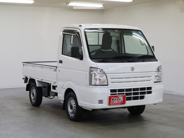 KCエアコン・パワステ パートタイム4WD 5速MT パワステ ABS(2枚目)