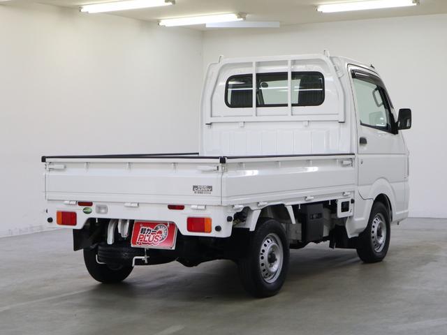 KCエアコン・パワステ パートタイム4WD 5速MT パワステ ABS(3枚目)