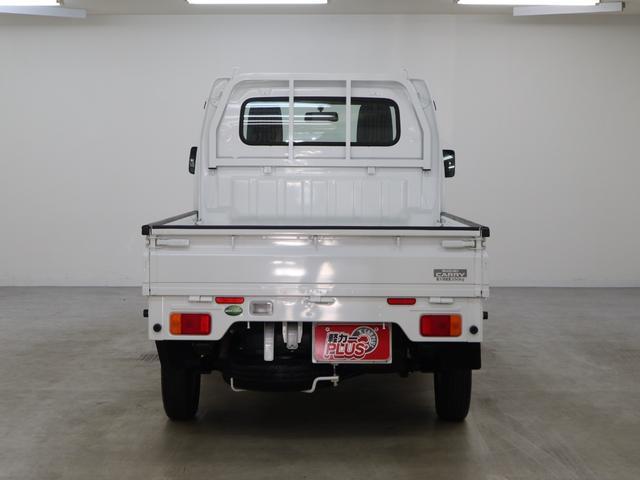 KCエアコン・パワステ パートタイム4WD 5速MT パワステ ABS(4枚目)