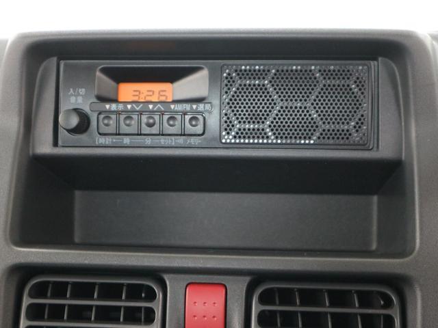 KCエアコン・パワステ パートタイム4WD 5速MT パワステ ABS(7枚目)