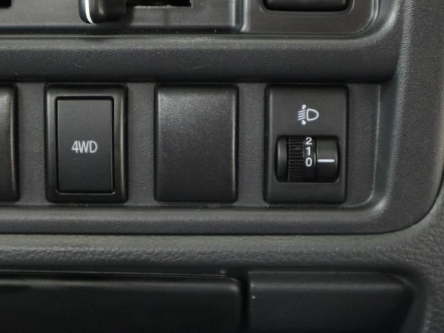 KCエアコン・パワステ パートタイム4WD 5速MT パワステ ABS(8枚目)