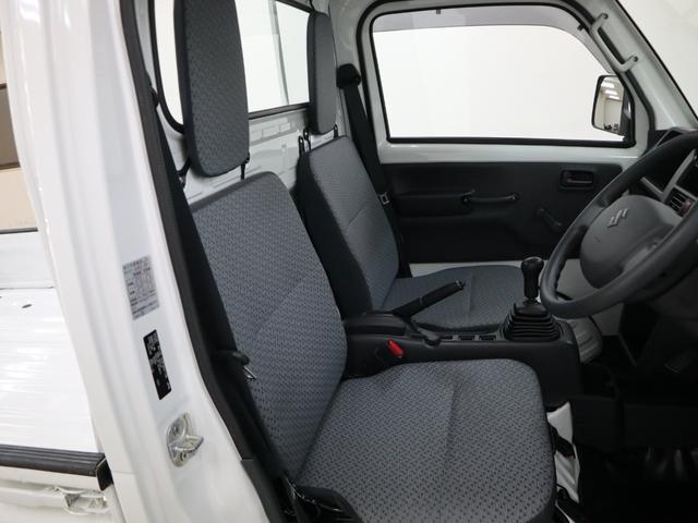 KCエアコン・パワステ パートタイム4WD 5速MT パワステ ABS(9枚目)