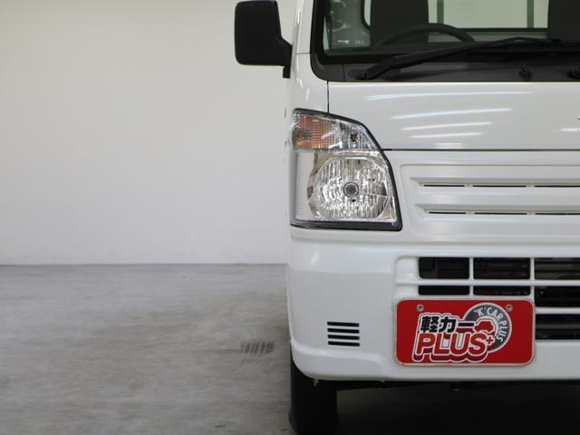 KCエアコン・パワステ パートタイム4WD 5速MT パワステ ABS(19枚目)