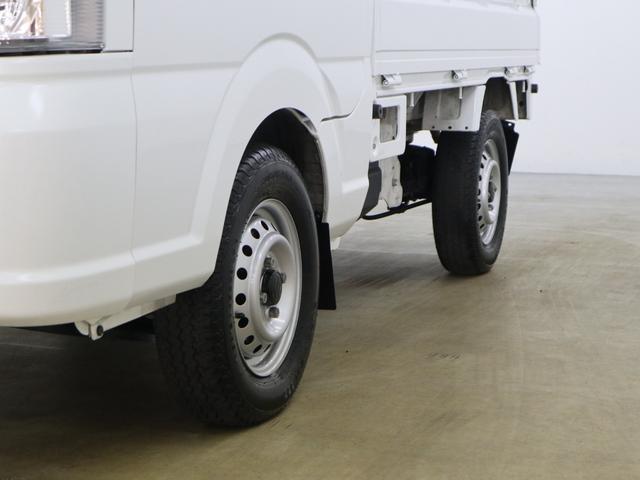 KCエアコン・パワステ パートタイム4WD 5速MT パワステ ABS(22枚目)