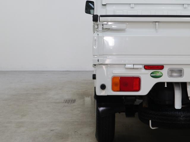 KCエアコン・パワステ パートタイム4WD 5速MT パワステ ABS(32枚目)