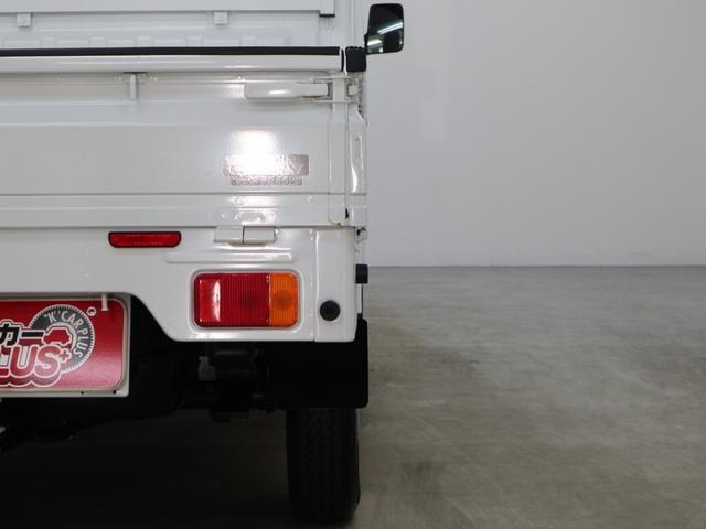 KCエアコン・パワステ パートタイム4WD 5速MT パワステ ABS(33枚目)