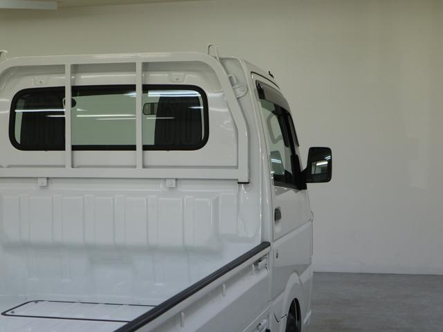 KCエアコン・パワステ パートタイム4WD 5速MT パワステ ABS(34枚目)