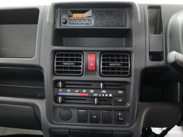 KCエアコン・パワステ パートタイム4WD 5速MT パワステ ABS(35枚目)