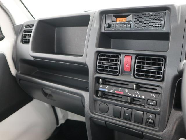 KCエアコン・パワステ パートタイム4WD 5速MT パワステ ABS(37枚目)