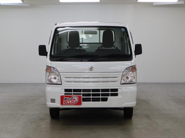 KCエアコン・パワステ パートタイム4WD 5速MT パワステ ABS(47枚目)