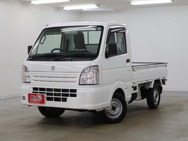 KCエアコン・パワステ パートタイム4WD 5速MT パワステ ABS(48枚目)
