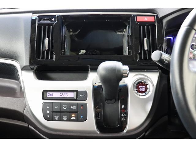Custom G ターボパッケージ クルーズコントロール パドルシフト 革巻ステアリング ステアスイッチ HIDオートライト フォグライト オート格納ウィンカーミラー あんしんPKG Bカメラ ETC ハーフレザー調シート 純正アルミ(6枚目)