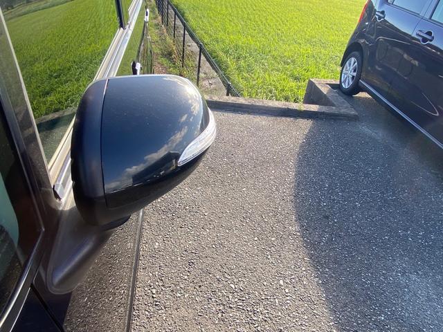 カスタム X ハイパーSA 社外モニターオーディオ スマートアシスト スマートキー プッシュスタート ハーフレザーシート LEDヘッドライト(23枚目)