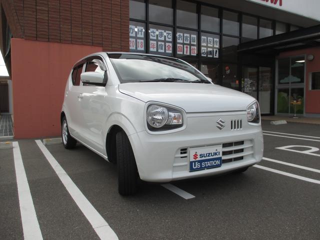 「スズキ」「アルト」「軽自動車」「山口県」の中古車6