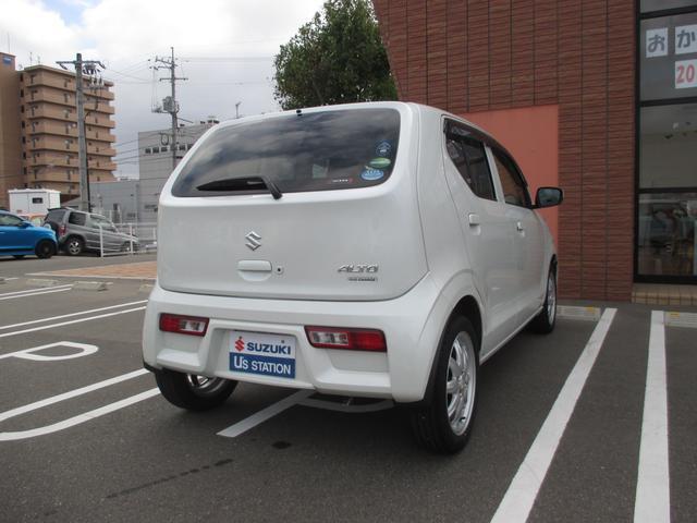 「スズキ」「アルト」「軽自動車」「山口県」の中古車8