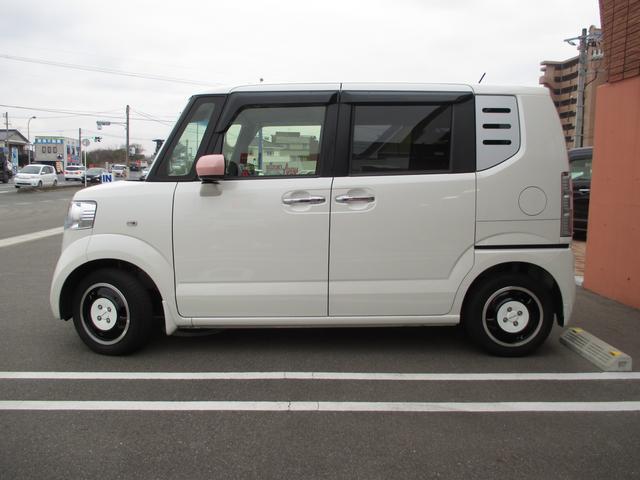 「ホンダ」「N-BOX+カスタム」「コンパクトカー」「山口県」の中古車5
