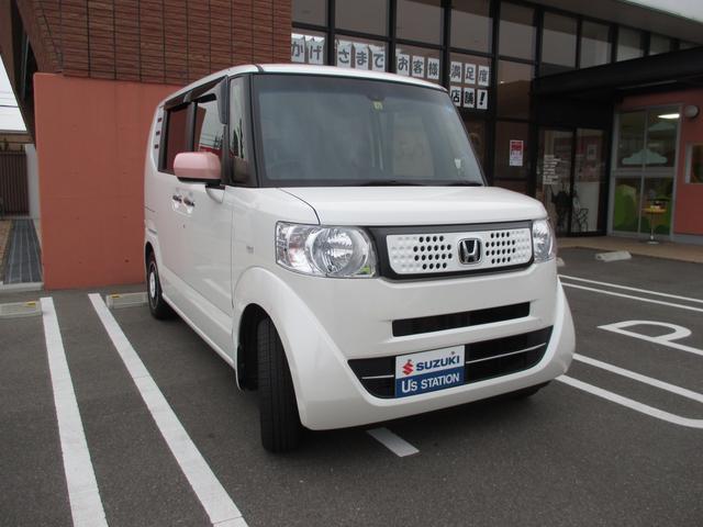 「ホンダ」「N-BOX+カスタム」「コンパクトカー」「山口県」の中古車6