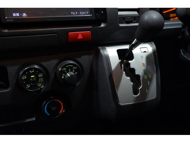 ロングDX 3.0ディーゼルターボ 純正ナビTV ビルトインETC 社外バンパーガード デイライト 禁煙車(11枚目)