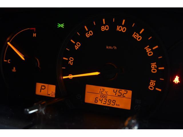ロングDX 3.0ディーゼルターボ 純正ナビTV ビルトインETC 社外バンパーガード デイライト 禁煙車(13枚目)