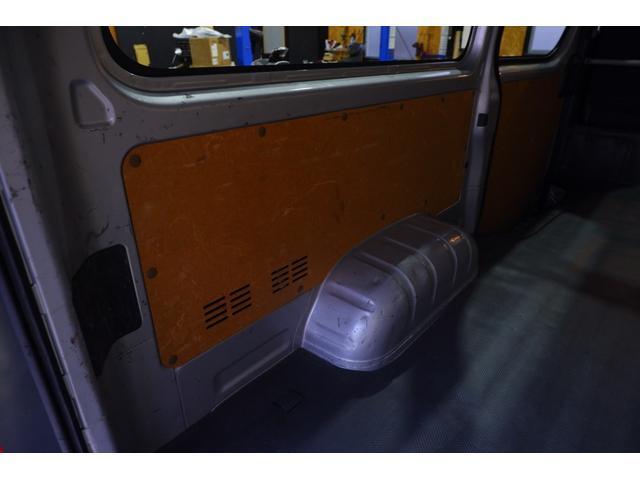 ロングDX 3.0ディーゼルターボ 純正ナビTV ビルトインETC 社外バンパーガード デイライト 禁煙車(22枚目)