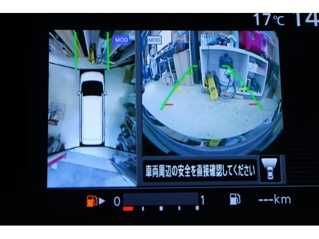 ハイウェイスター 社外9インチナビ 後席モニター アラウンドビューモニター 両側パワースライド LEDヘッドライト 各席USBポート付き ブレーキサポート クルーズコントロール 新品タイヤ(14枚目)
