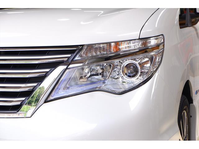 ハイウェイスター S-ハイブリッド 新品HVモーター交換済み 両側パワースライド LEDヘッドライト  ディーラーOPナビ フリップダウンモニター ブレーキサポート(9枚目)