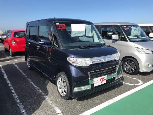 「ダイハツ」「タント」「コンパクトカー」「鳥取県」の中古車2