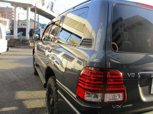 「トヨタ」「ランドクルーザー100」「SUV・クロカン」「広島県」の中古車9