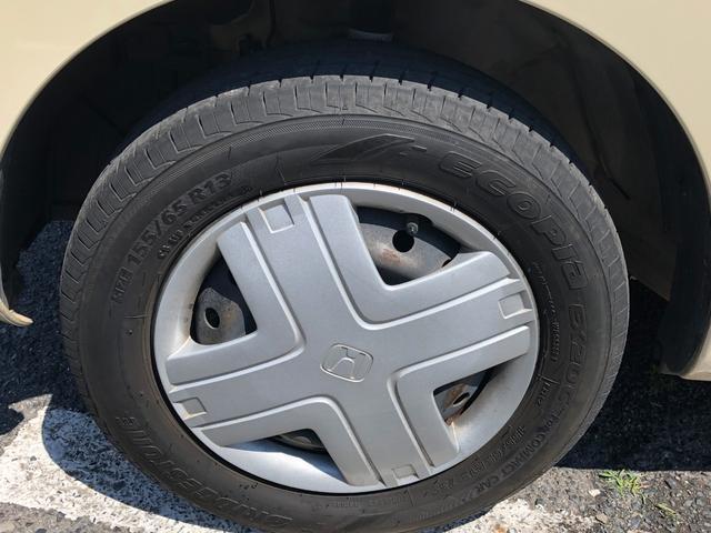 助手席タイヤです。