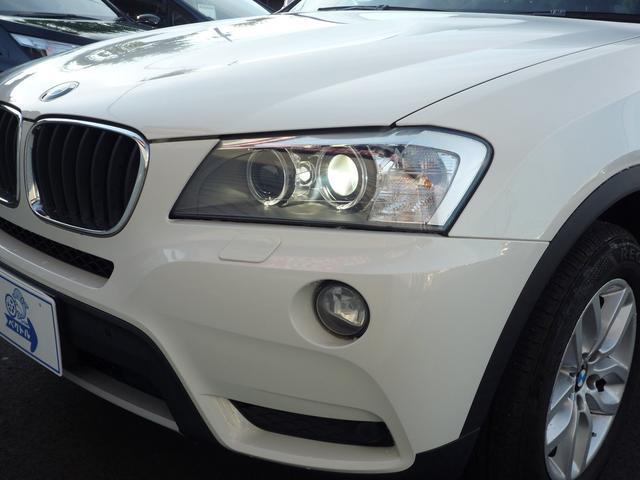 「BMW」「X3」「SUV・クロカン」「島根県」の中古車18