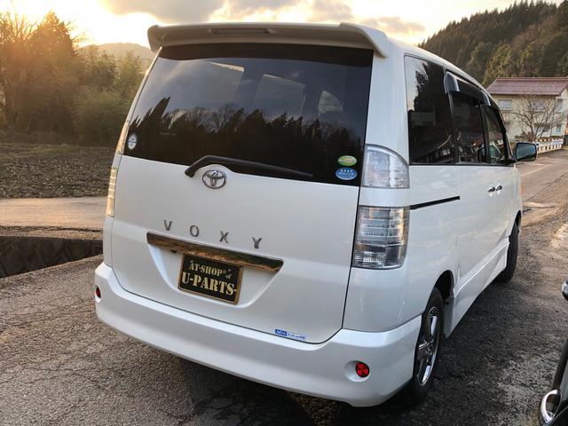 「トヨタ」「ヴォクシー」「ミニバン・ワンボックス」「広島県」の中古車5
