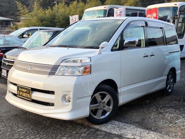 「トヨタ」「ヴォクシー」「ミニバン・ワンボックス」「広島県」の中古車27