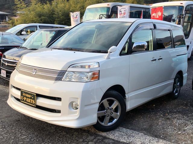 「トヨタ」「ヴォクシー」「ミニバン・ワンボックス」「広島県」の中古車75