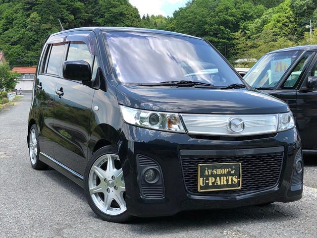 「マツダ」「AZ-ワゴン」「コンパクトカー」「広島県」の中古車21