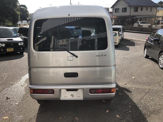 「ホンダ」「アクティバン」「軽自動車」「山口県」の中古車5