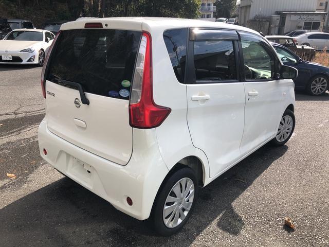 「日産」「デイズ」「コンパクトカー」「山口県」の中古車6