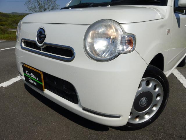 ココアX キーフリー エコアイドル ABS 4WD(8枚目)