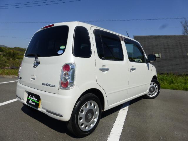 ココアX キーフリー エコアイドル ABS 4WD(10枚目)