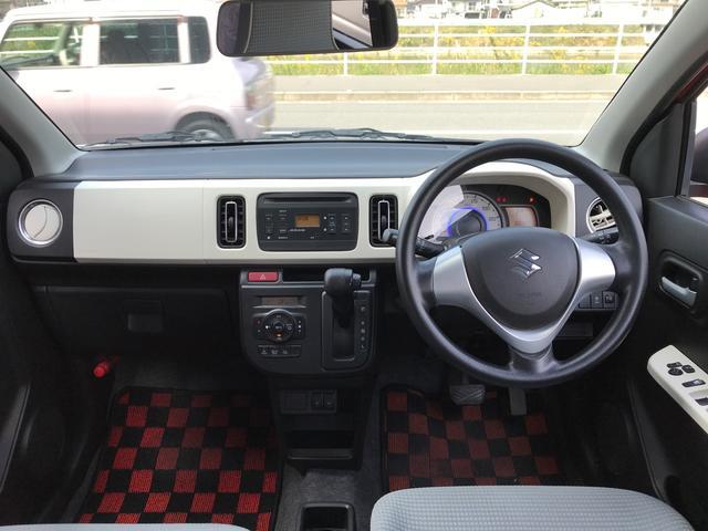 X 4WD アイドリングストップ CD AUX スマートキー オートエアコン AW13インチ シートヒーター(4枚目)