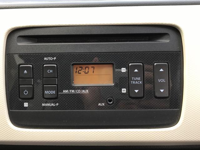 X 4WD アイドリングストップ CD AUX スマートキー オートエアコン AW13インチ シートヒーター(5枚目)