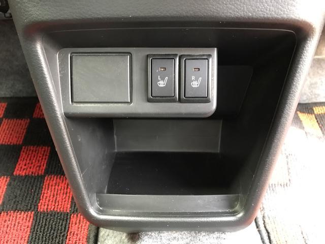 X 4WD アイドリングストップ CD AUX スマートキー オートエアコン AW13インチ シートヒーター(10枚目)
