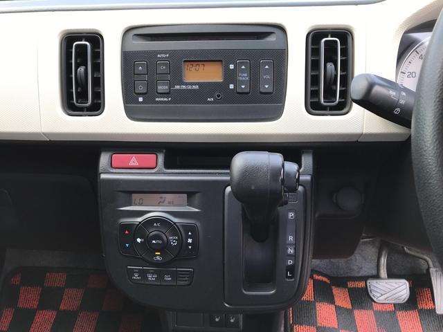 X 4WD アイドリングストップ CD AUX スマートキー オートエアコン AW13インチ シートヒーター(31枚目)