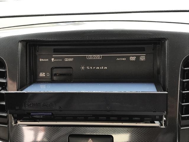 T アイドリングストップ ETC ナビ フルセグTV CD DVD USB HIDヘッドライト スマートキー 純正AW15インチ オートエアコン 盗難防止システム ベンチシート フルフラット(9枚目)
