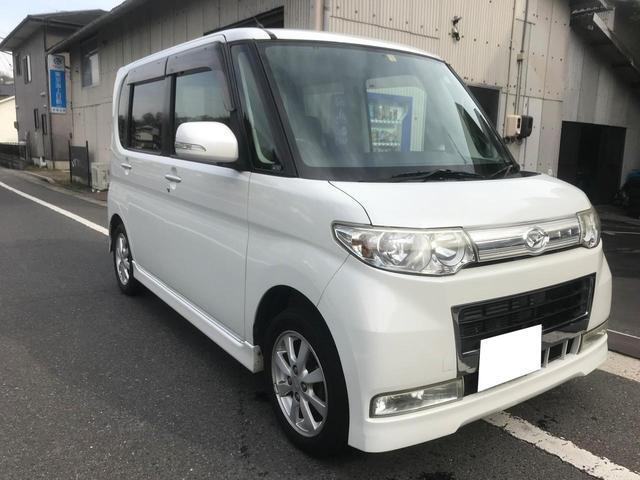 「ダイハツ」「タント」「コンパクトカー」「広島県」の中古車47
