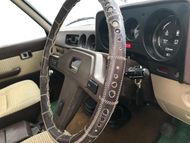 「トヨタ」「ランドクルーザー60」「SUV・クロカン」「広島県」の中古車25