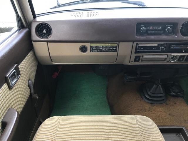 「トヨタ」「ランドクルーザー60」「SUV・クロカン」「広島県」の中古車42