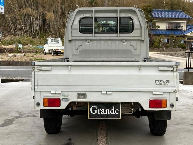 「スズキ」「キャリイトラック」「トラック」「広島県」の中古車8