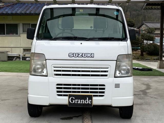 「スズキ」「キャリイトラック」「トラック」「広島県」の中古車28