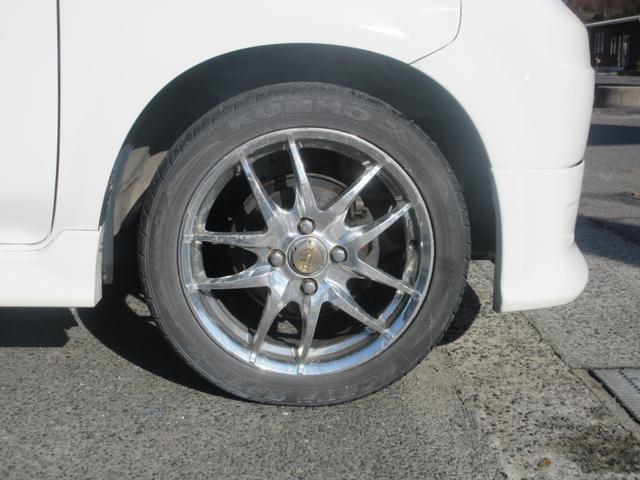 メヌエット 軽自動車 ホワイト AT AC 修復歴無(8枚目)