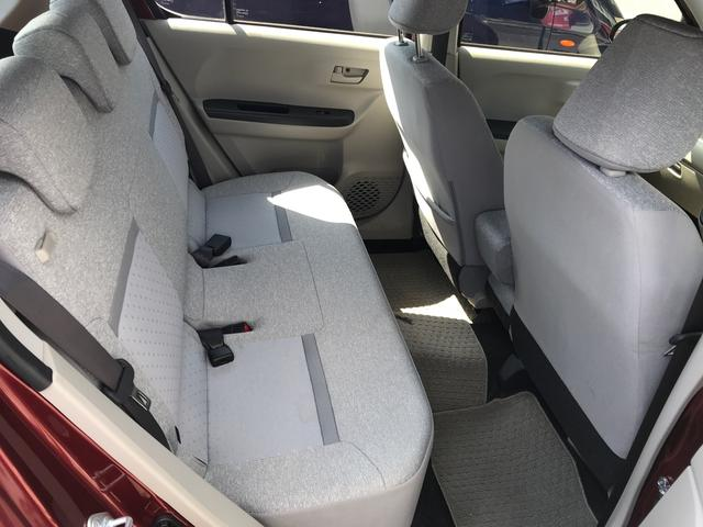 X S CVT ワンオーナー オーディオ付 コンパクトカー(14枚目)